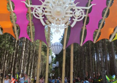 2013 Electric Forest Festival, Rothbury, MI