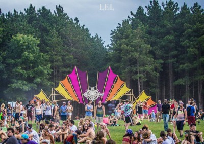 2015 Electric Forest Festival, Rothbury, MI
